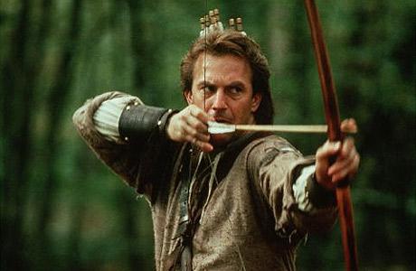 Robin Hood - Kevin Costner
