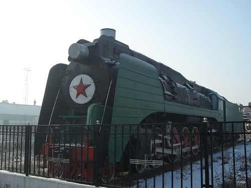 Wintery Trans-Siberian Tours