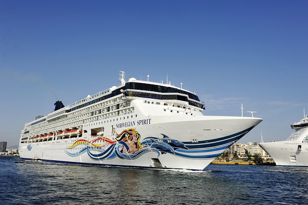 Norwegian Cruise Line - Greece