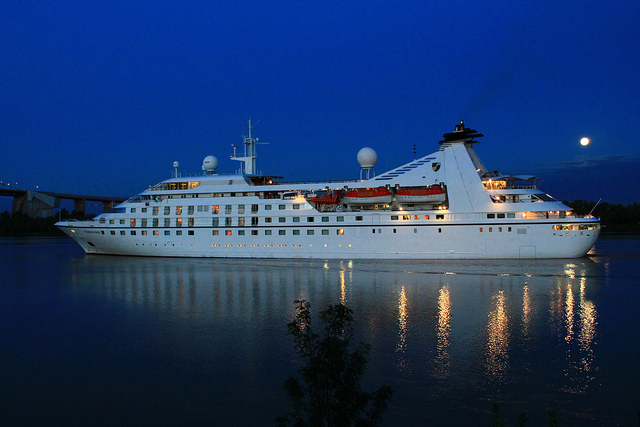 Seabourn Cruiser - Bordeaux