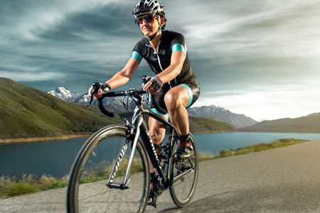 Become a Professional Cyclist and Travel the world!