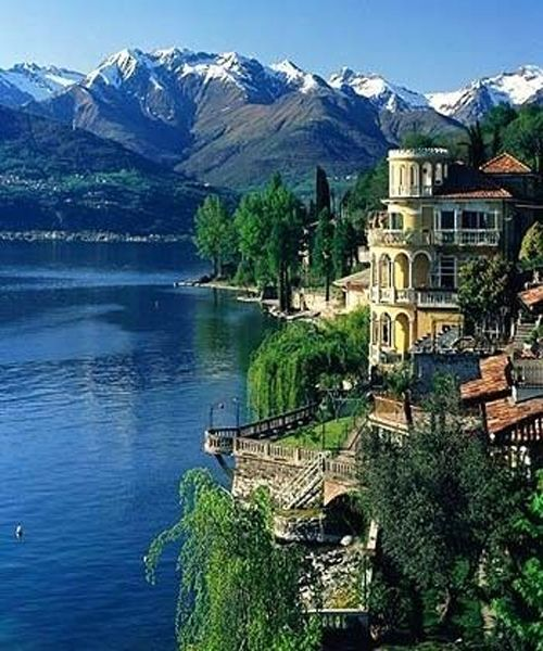 Places to visit in northern italy el take it easy for Best places to vacation in italy