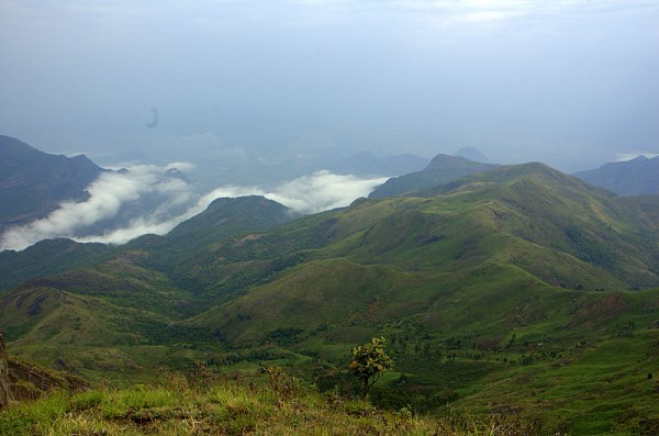 Hill Station near Karnataka