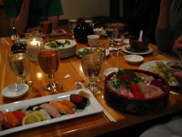 Best Japanese Restaurants in Europe