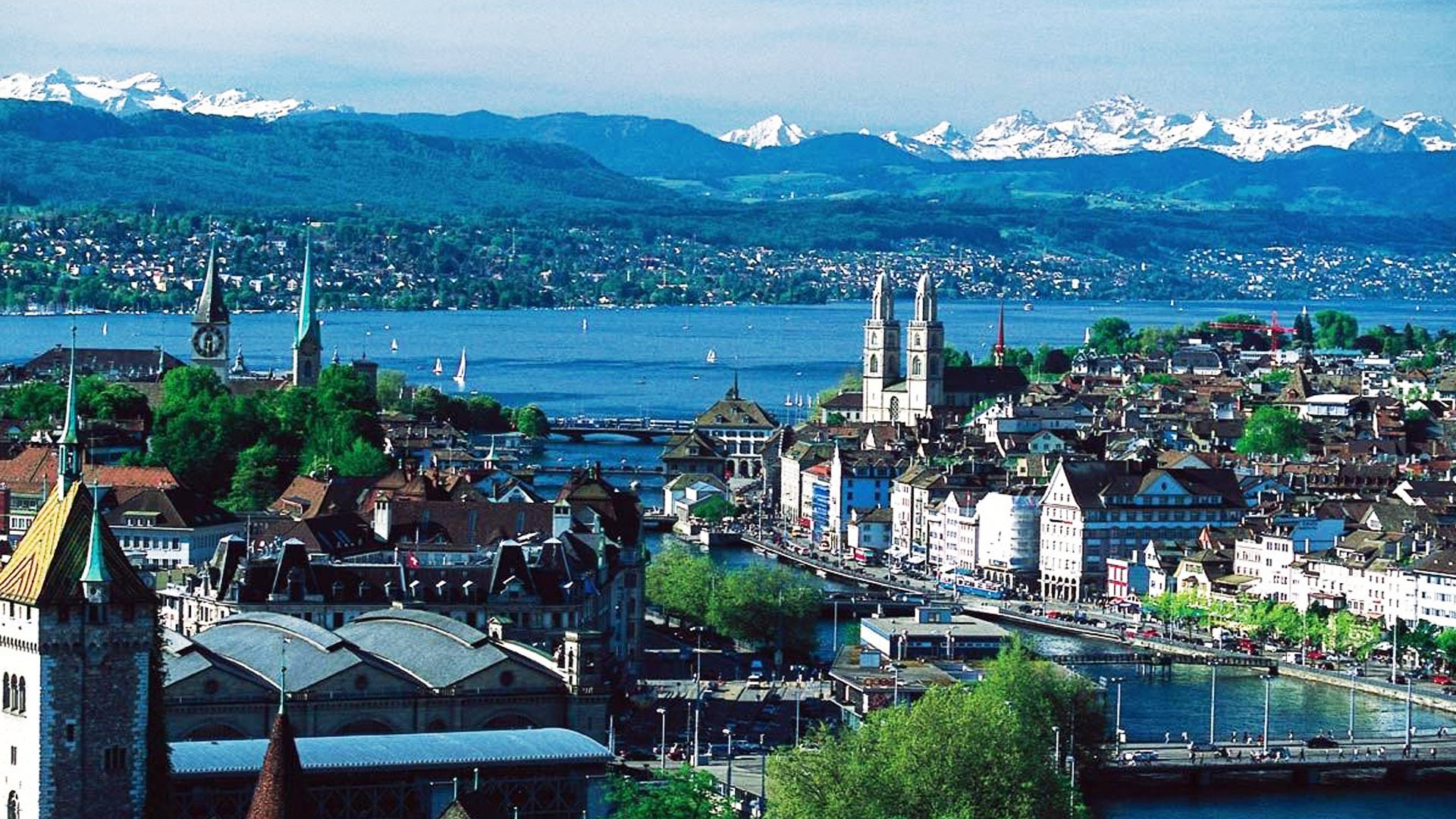 Top Tourist Attractions in Zurich