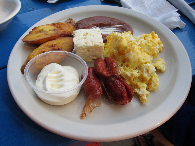 Honduran Breakfast