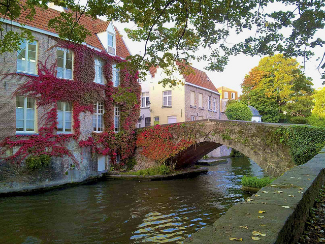 Most Popular Attractions in Bruges