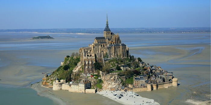 mont-saint-michel-in-france