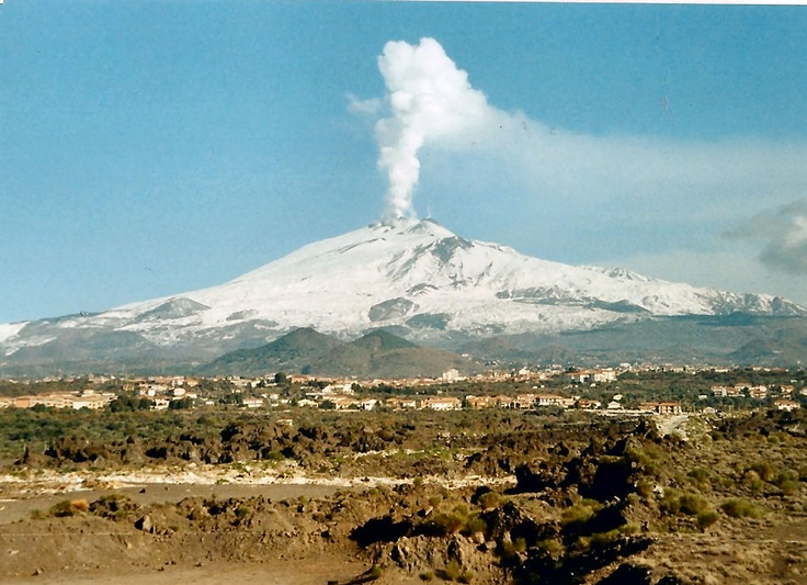 "THE BLACK MAGIC OF ETNA, SICILY'S ""BEAUTIFUL MOUNTAIN"""